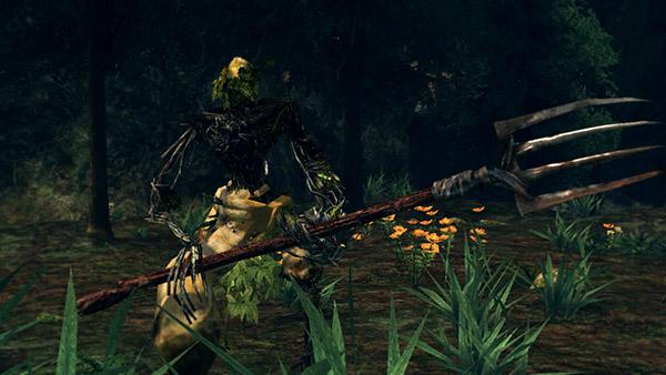 Fall Wooden Wallpaper Scarecrow Dark Souls Wiki