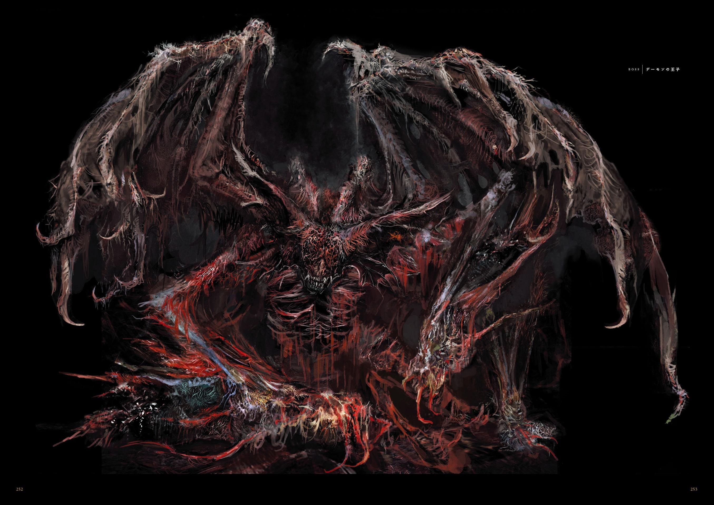Girl Boss Wallpaper Hd Demon Prince Dark Souls 3 Wiki