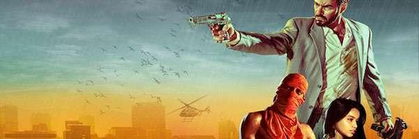 Max Payne 3 - Header