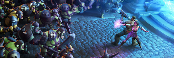 Orcs Must Die 2 - Header