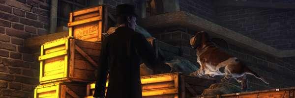 Sherlock Holmes header