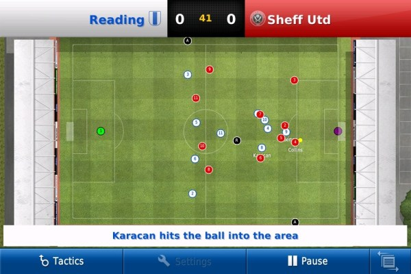 Football Manager Handheld screen 3