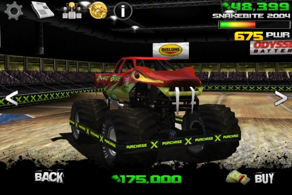 Monster Truck Destruction screen 3