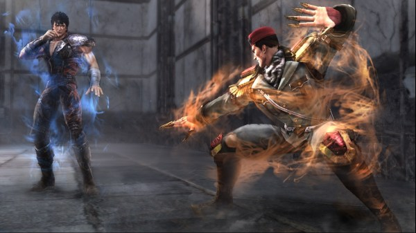 Fist of the North Star Kens Rage 2 screen 2