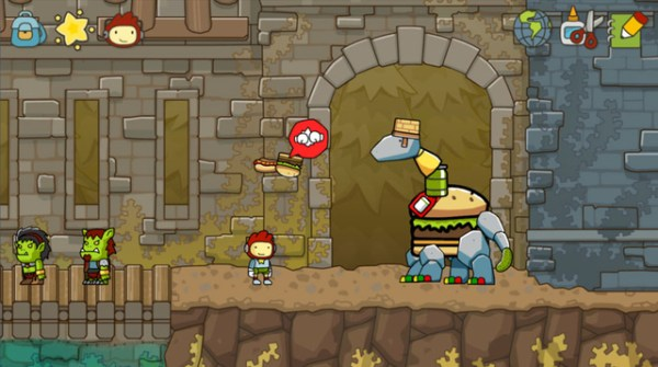 Scribblenauts Unlimited screen 3