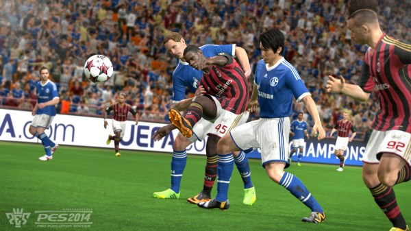 PES2014_UCL_ACMilan_Schalke04_2