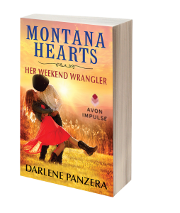 Montana hearts bookcover with Avon logo