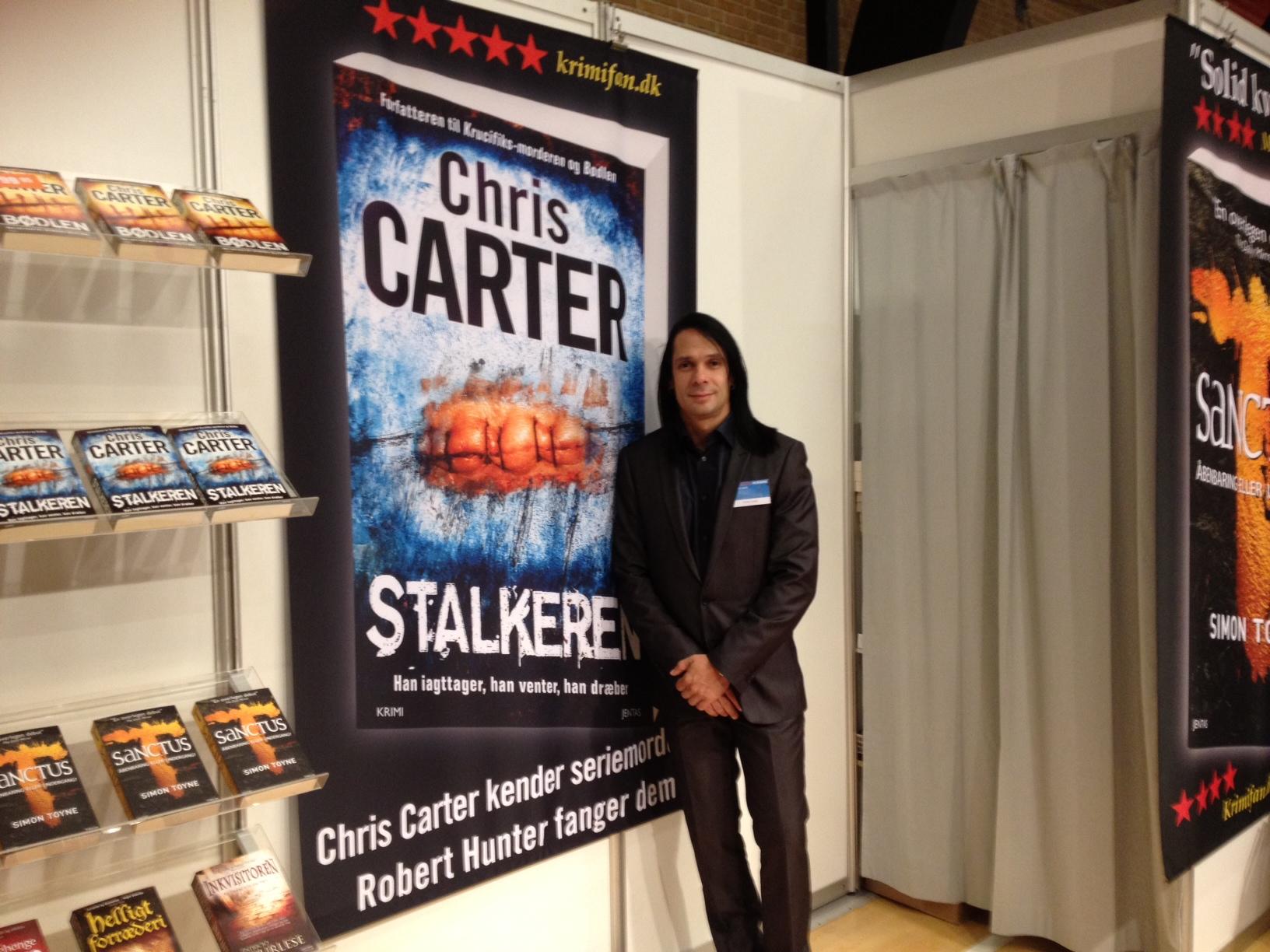 Best Modern Uk Crime Writers Chris Carter News Darley Anderson Literary Tv And Film