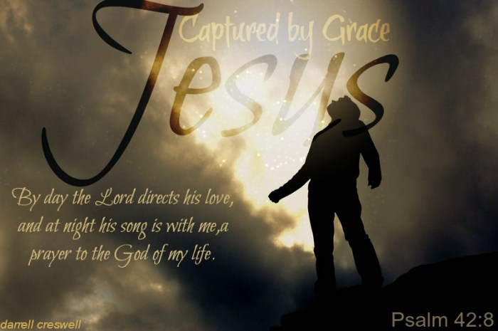 Christian Wallpaper Fall Offering God Hit Me And I Was Captured By Grace Darrell Creswell