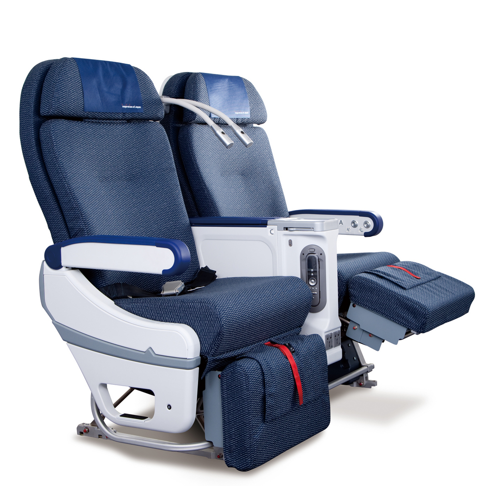 Premium Economy Cabin Seats