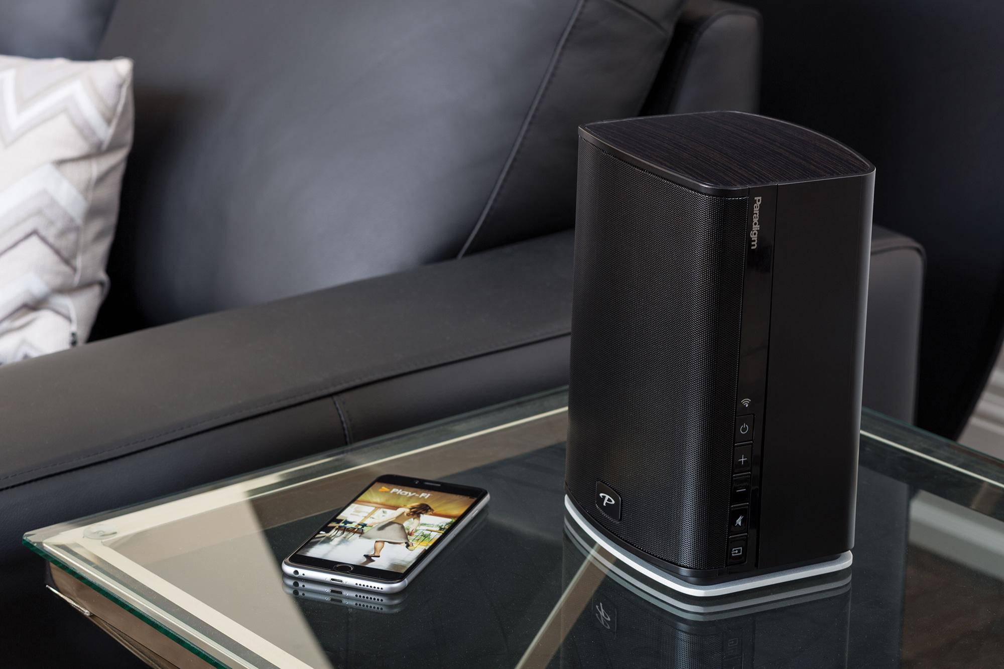 PW 600 – Premium Compact Wireless Speaker, $1,199