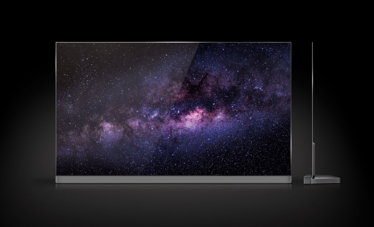 LG MARKS 50 YEARS OF TV MAGIC AND EVOLUTION - Darren Bloggie ...