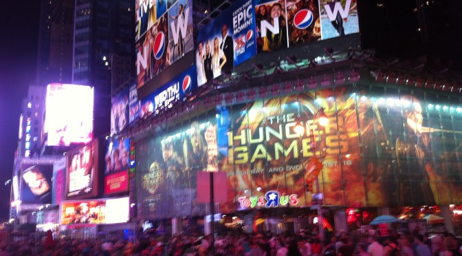 NYC Times Square