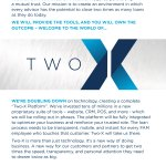 What is Two-X?