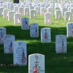 Arlington Cemetery a place to honor veterans