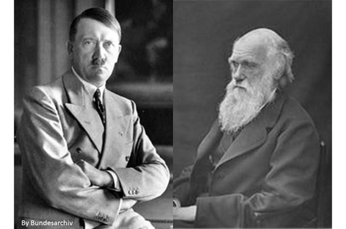 hitler-darwin