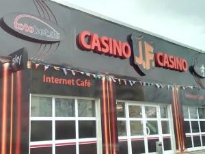 Eingang Casino