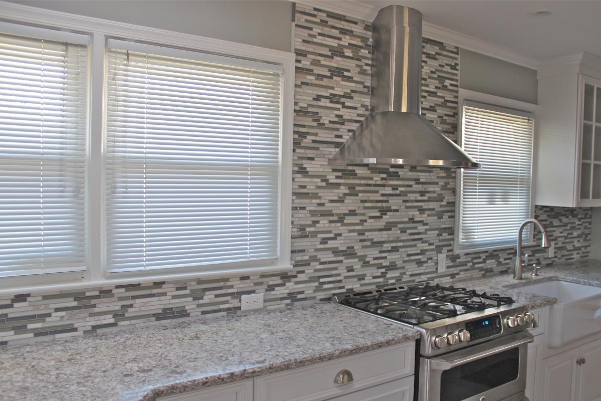 kitchen remodelling portfolio kitchen renovation backsplash tiles mosaic tile backsplash install mosaic tile backsplash