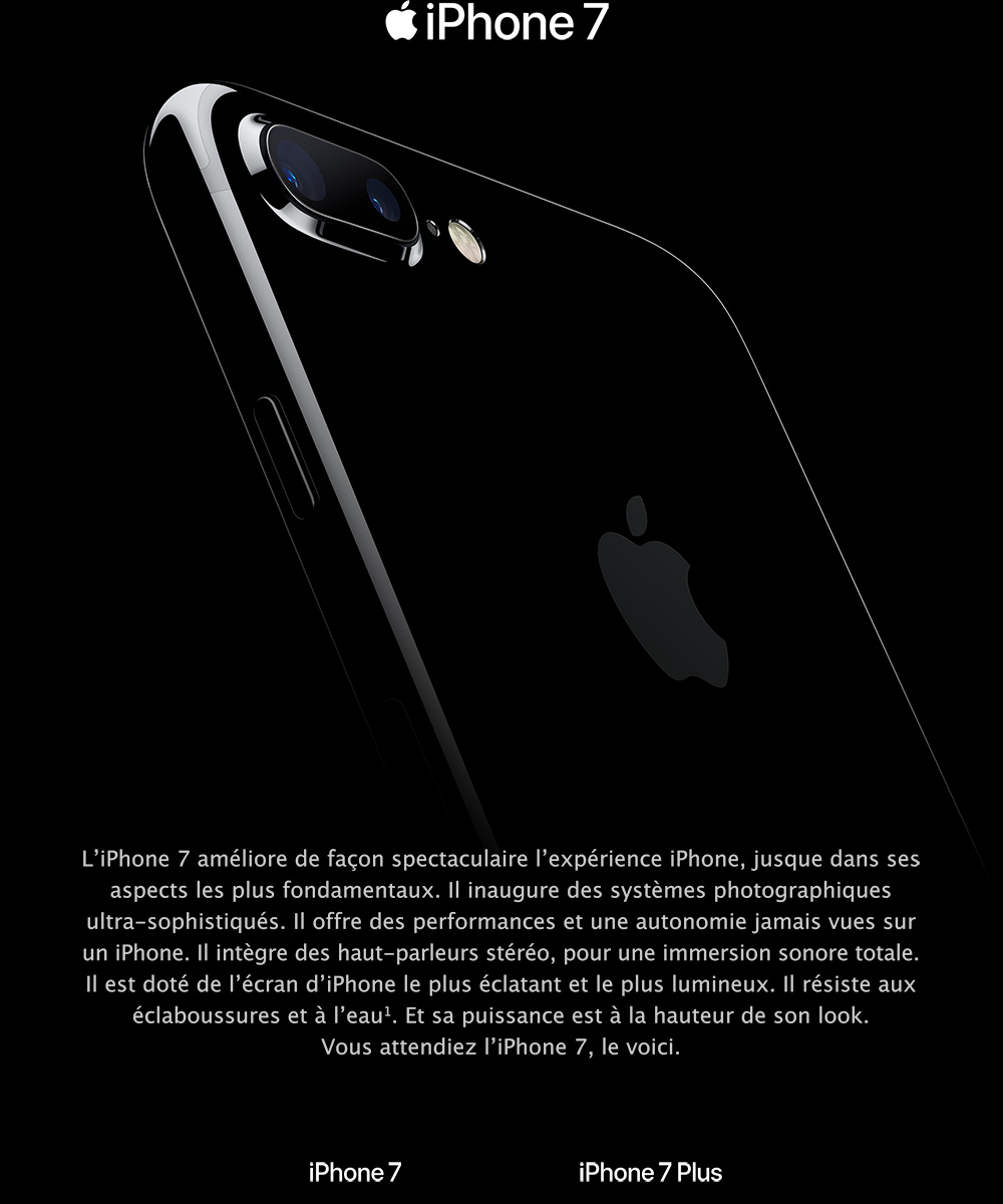 Darty Offre D Emploi Iphone 7 Plus Iphone 7 Darty
