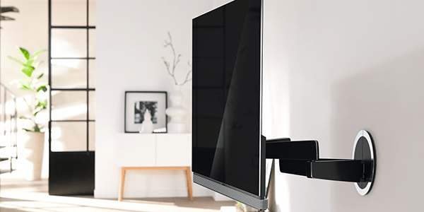 Tele Accrocher Au Mur Pose Murale Tv Et Configuration Smarttv | Darty Services