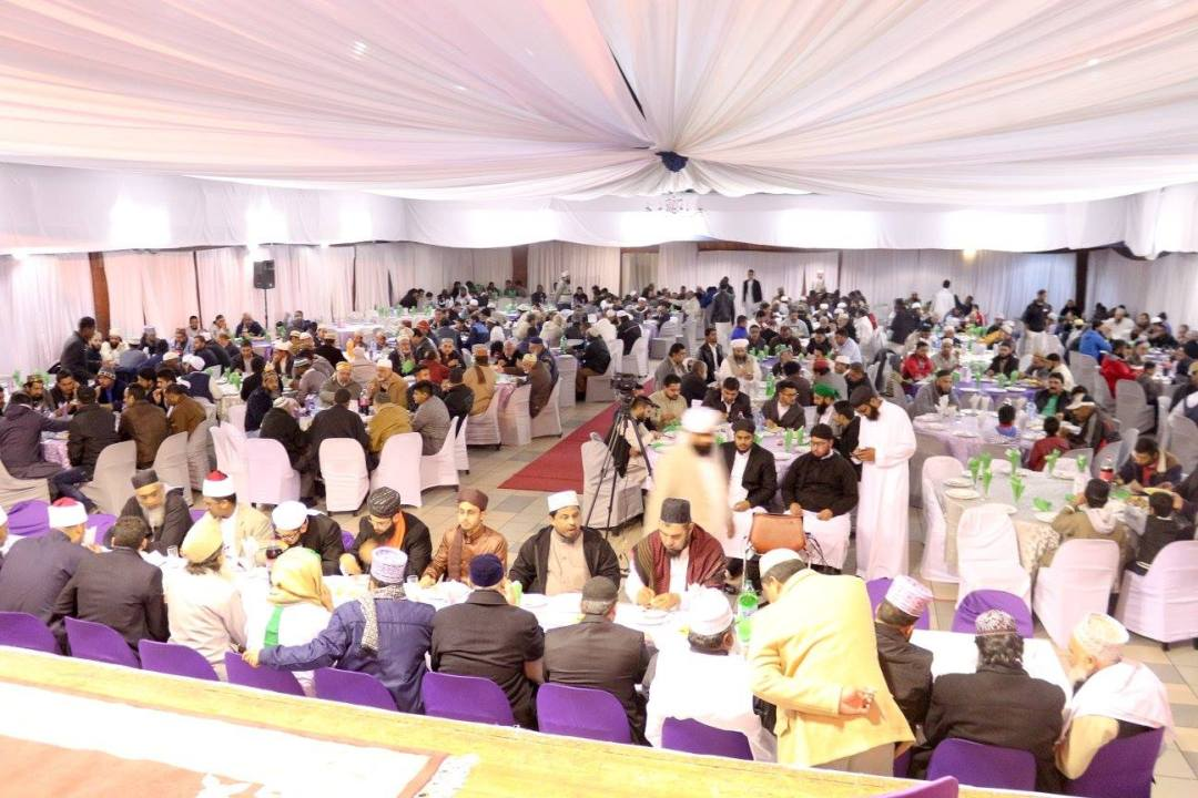 Darul Uloom Pretoria 19th Annual Fund Raising Dinner