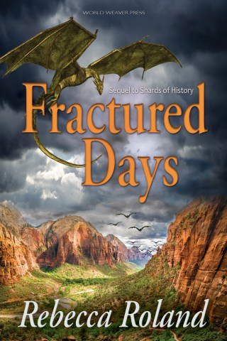Interview with Rebecca Roland, author of Fractured Days