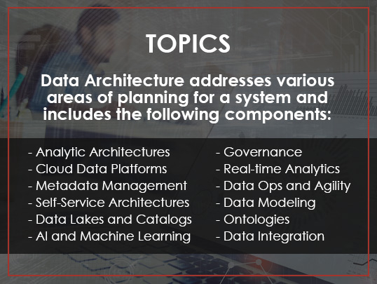 2019 Data Architecture Summit