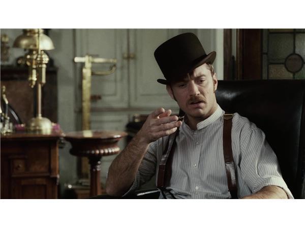 Dr Watson I Presume?\