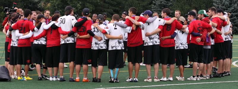Spirit of the Game Ontario Ultimate