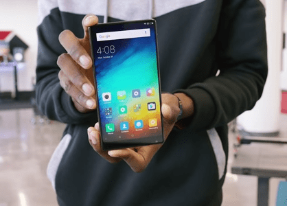 Xiaomi Mi Mix   Who needs a bezel?