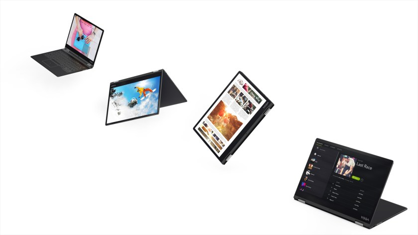Lenovo Yoga A12 announced officially.