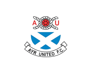 Ayr Utd badge - shieldless version