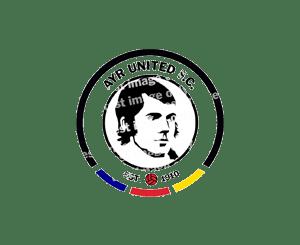 Ayr Utd badge - Burns version