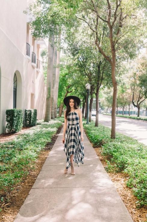 Holiday style- Miami fashion blogger- Dress under $100