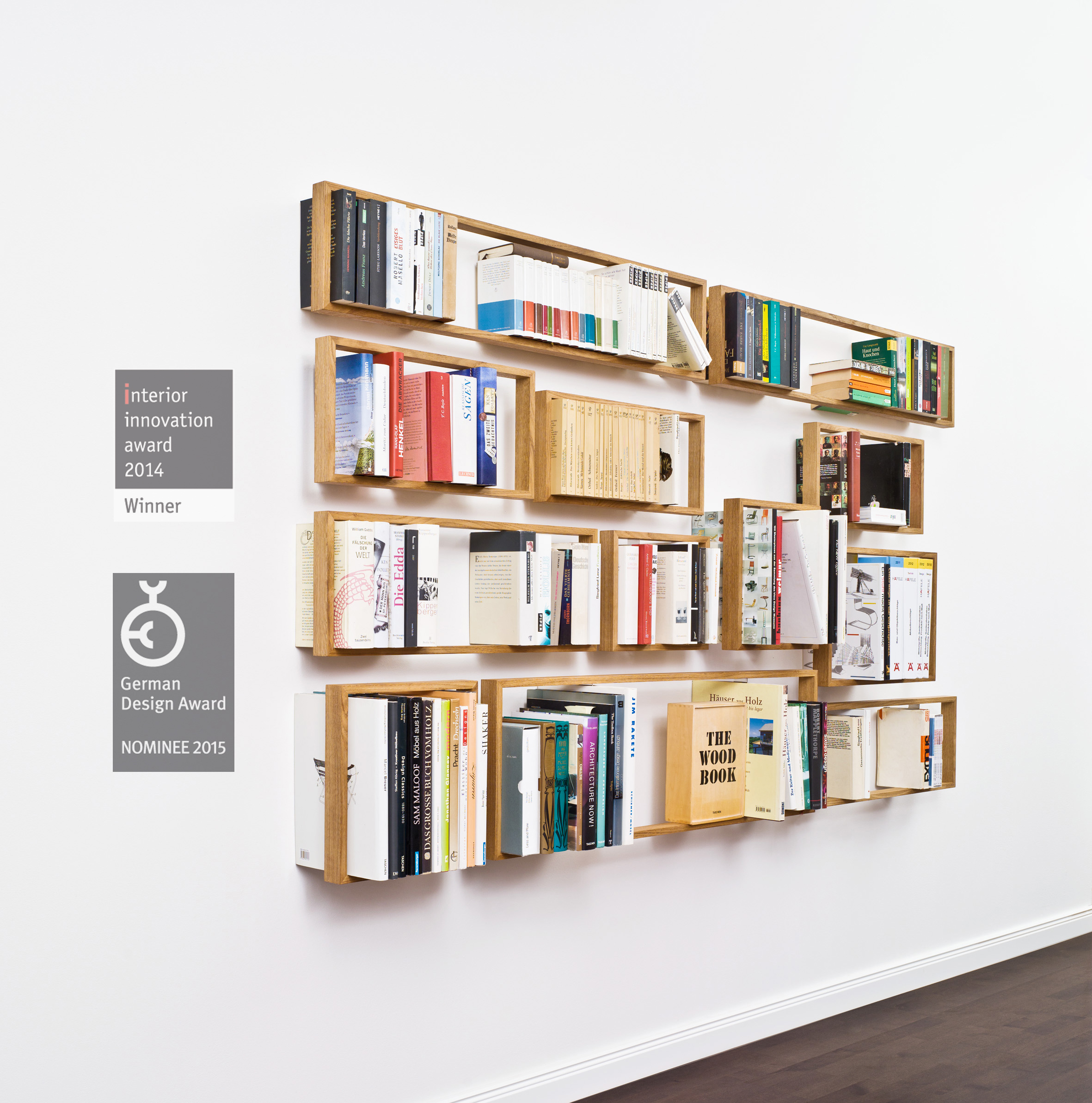 Hamburg Möbel Design Shelf B | Das Kleine B