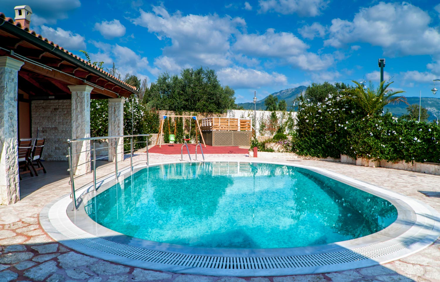 Luxury Holiday Villa With Pool Emily Family Luxury Holiday Pool Airbnb Villa Dassia Corfu 26
