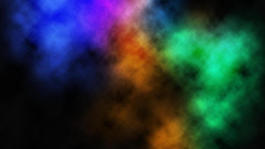 Bright Colors Wallpaper 3d 1080p Colorful Lightning Clouds Hd Desktop Wallpaper