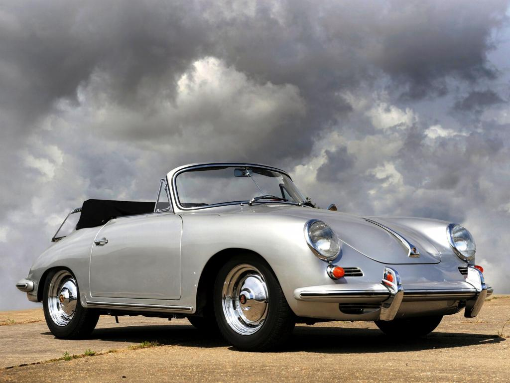 Antique Cars Wallpaper Hd 1962 Porsche 356 Super Coupe Hd Desktop Wallpaper