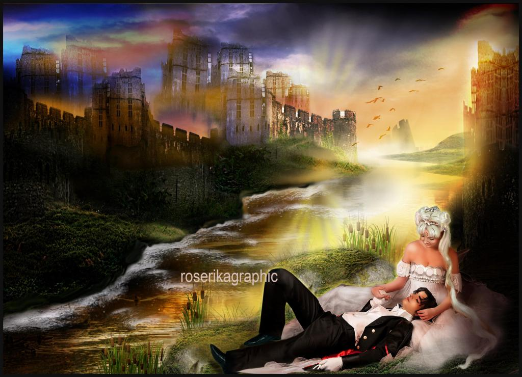 Desktop Wallpaper Hd 3d Full Screen Baby Romantic Castle Hd Desktop Wallpaper Widescreen