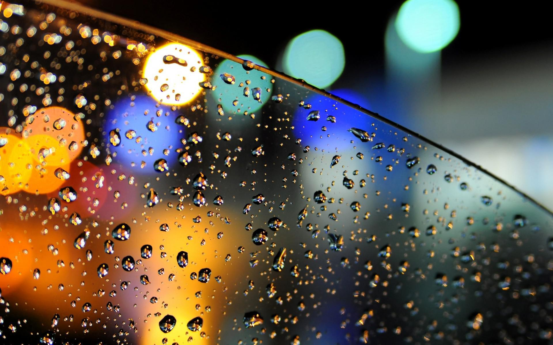 Wallpaper 3d Bergerak Free Download Mobil Lampu Bokeh Kaca Tetes Air Hujan Yang Luas Hd Ponsel
