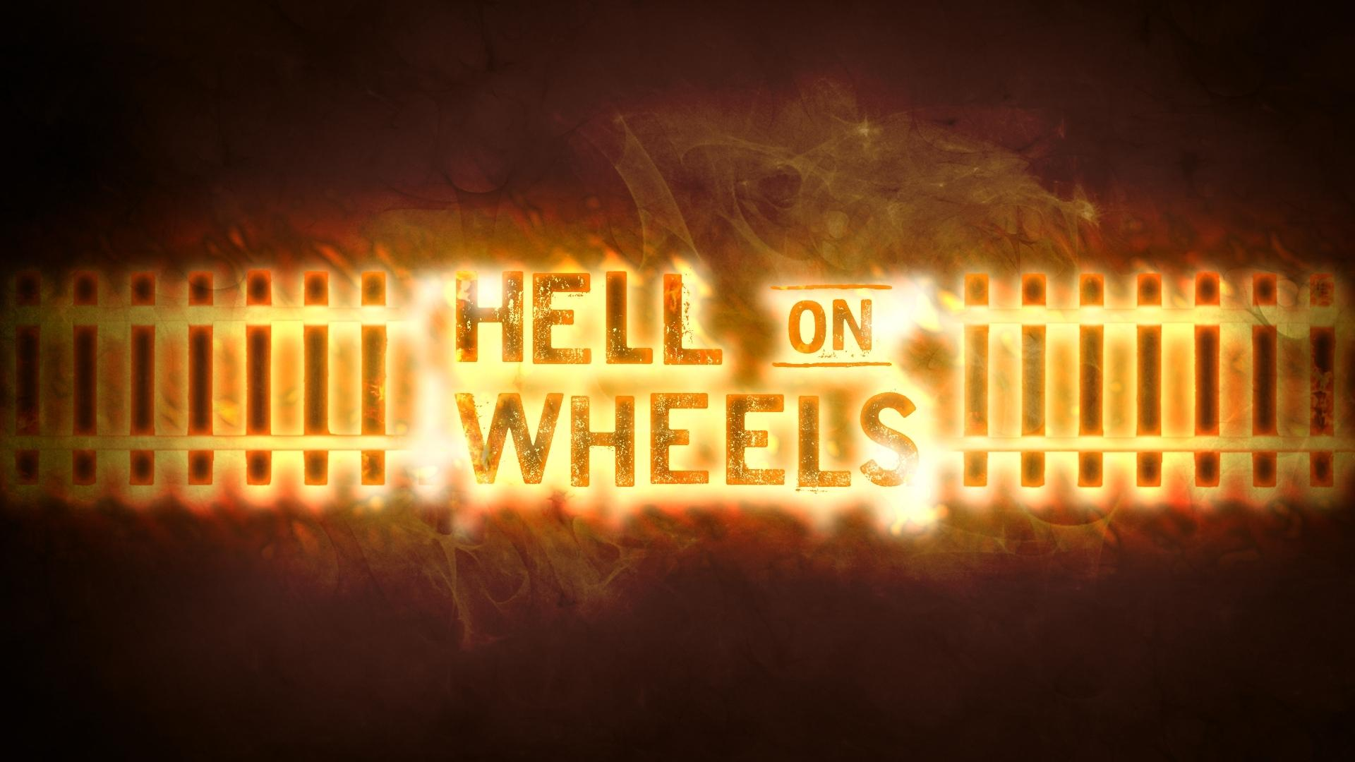 Desktop Wallpaper Hd 3d Full Screen Baby Fire Logo Of Hell On Wheels Hd Desktop Wallpaper
