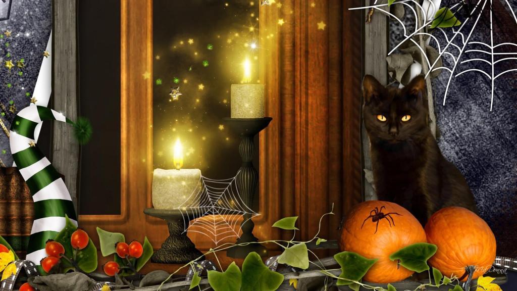 Fall Outdoor Decorations Wallpaper Halloween Clelight Hd Desktop Wallpaper Widescreen