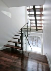 Backbone Staircase - Central stringer - Stairs - Battig Design