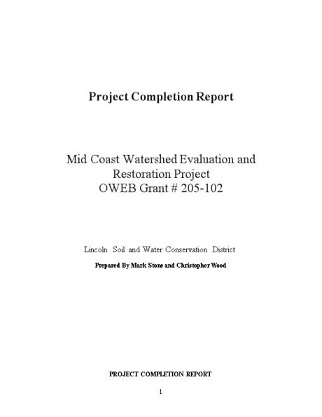 Project Completion Report s3 - DocsBay