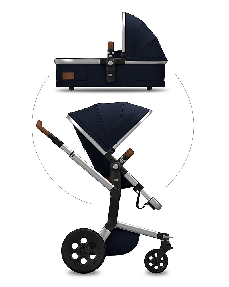 Joolz Stroller Travel Bag Joolz Joolz Day Earth Parrot Blue Travel System Pram