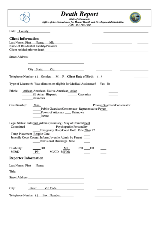 client information form template free download
