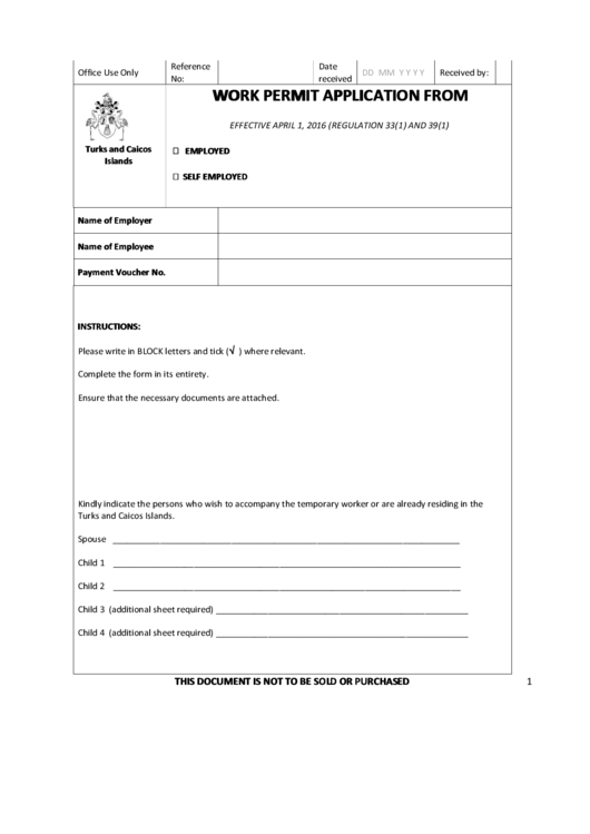 14 work application letters template