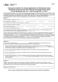Top 18 Ohio Department Of Taxation Cat Forms And Templates ...