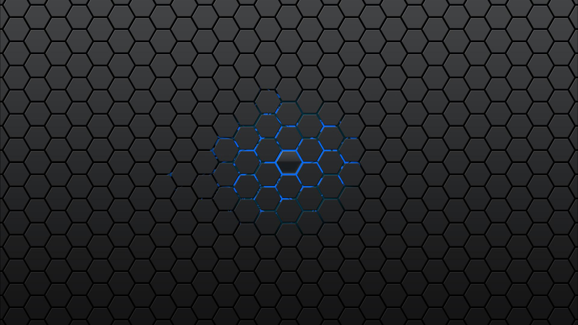 Cute Baby Face Wallpaper Hd Black Hexagons Wallpaper Download Free 147672