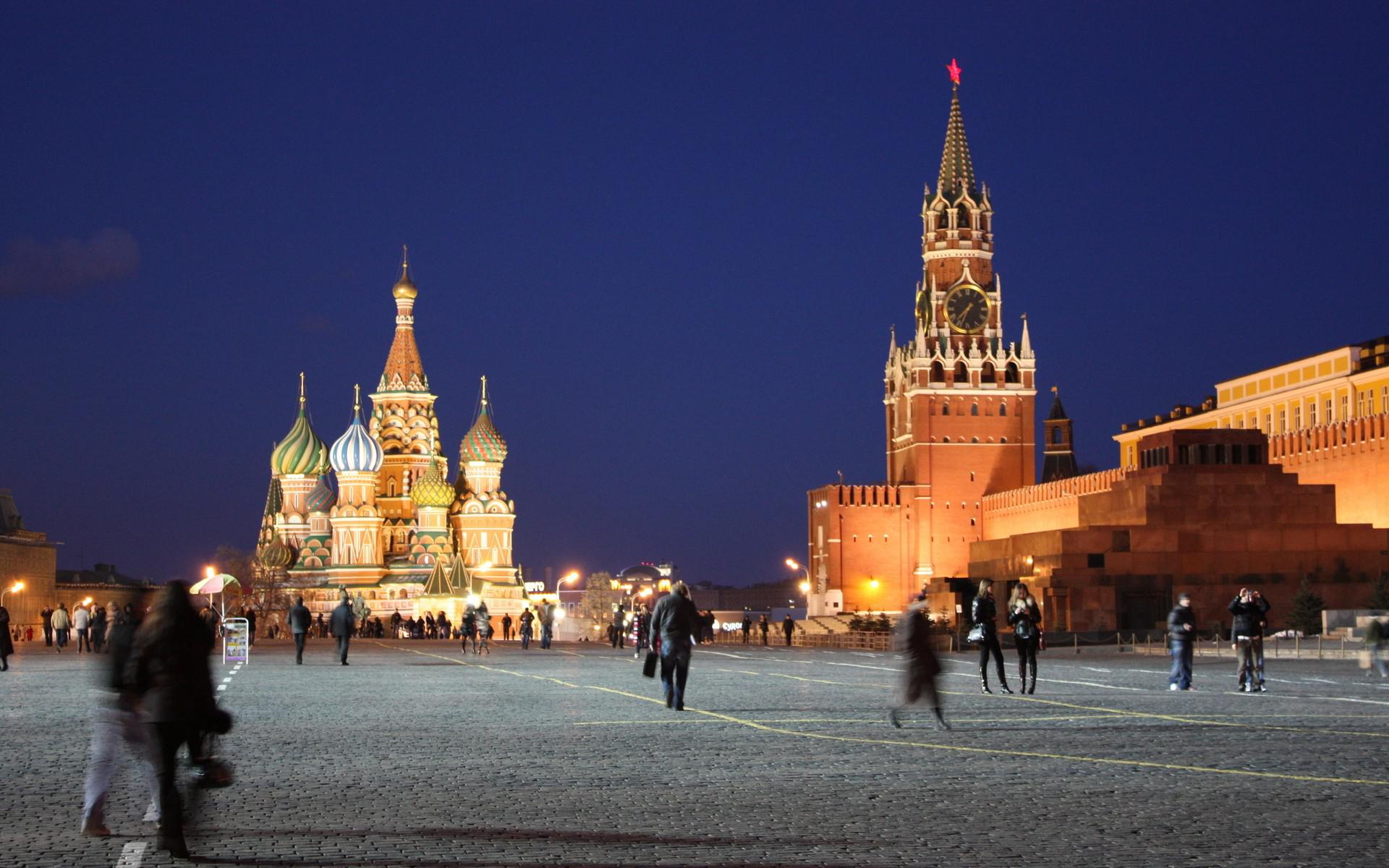 Microsoft Animated Wallpaper Hd Cityscapes Russia Moscow Kremlin Red Square Saint Basil